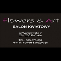 Salon Kwiatowy Końskie Flowers And Art