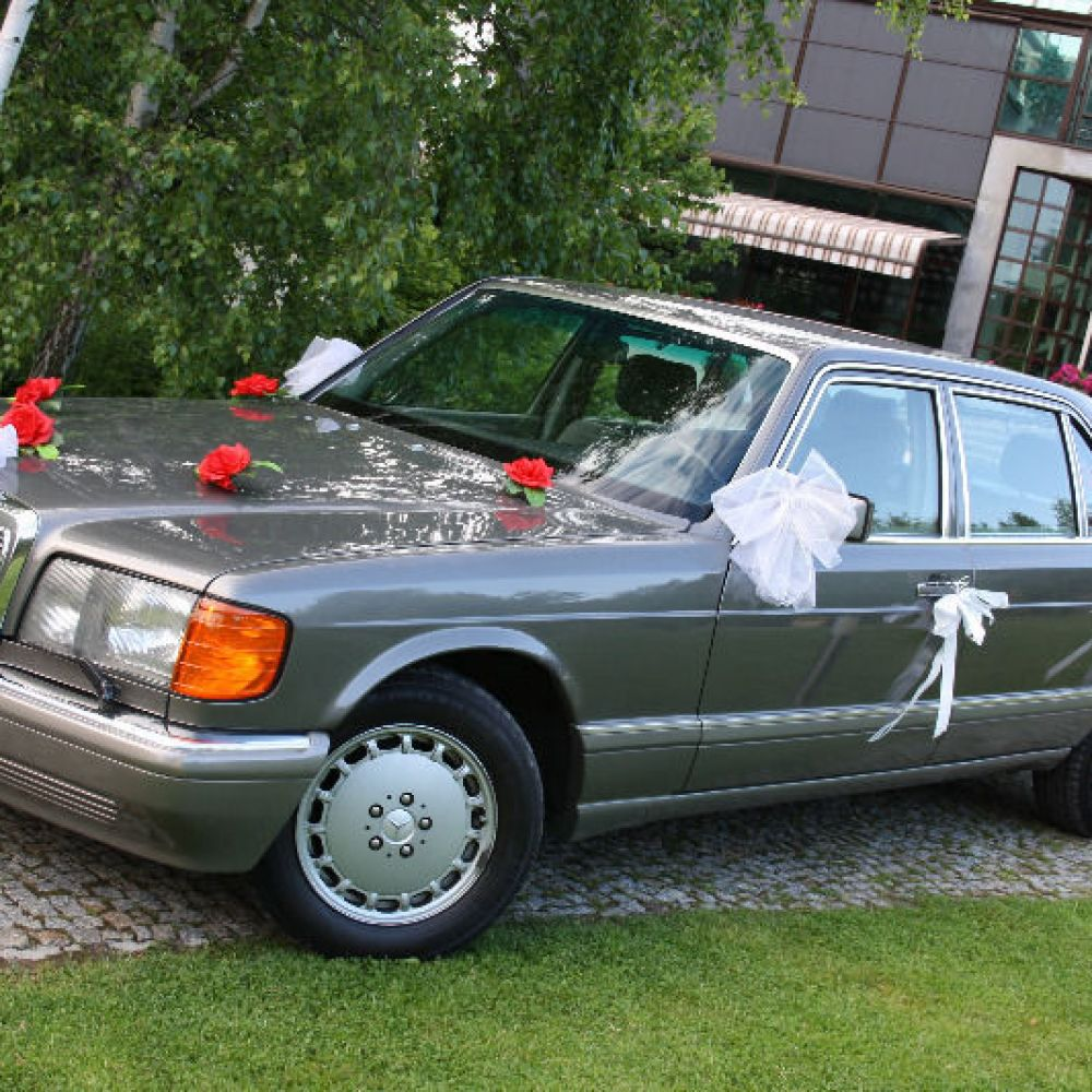 Mercedes S-Klasa W126 SEL Long