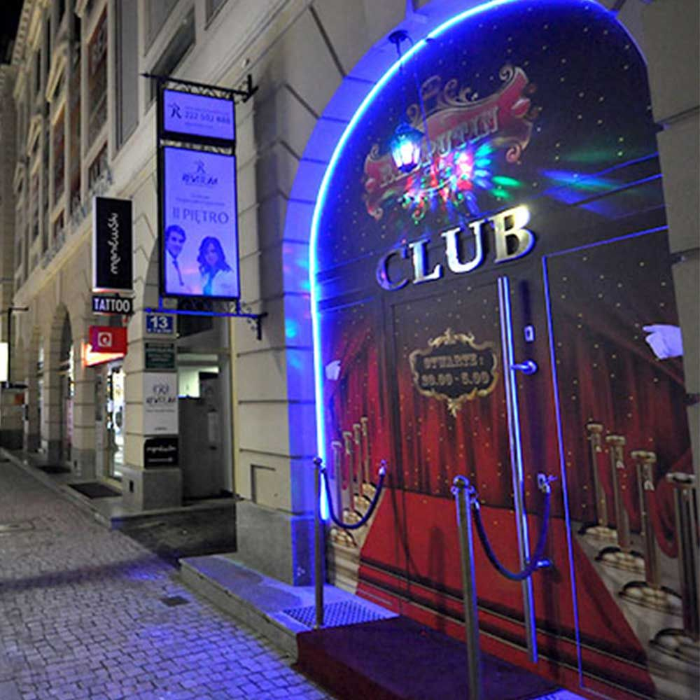 Kawalerski Night Club Rasputin Rzeszów