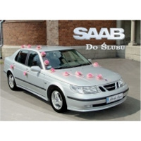 SAAB 9-5 do Ślubu
